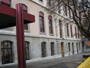 Ecole Ferdinand-Hodler
