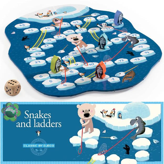 snake et ladders